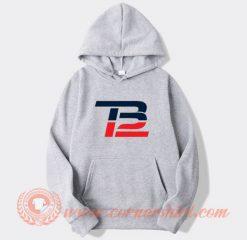 TB12 Tom Brady Tampa Bay Hoodie On Sale