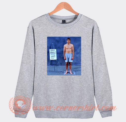 Tom Brady Shirt NFL Scouting Combine Sweatshirt