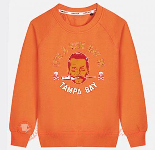 Tom Brady Shirt Its a Good Day In Tampa Bay Sweatshirt