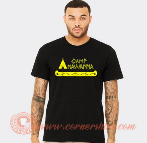 Camp Anawanna T-shirt On Sale
