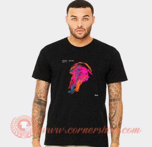 Michael Jackson Beat It Base T-shirt On Sale