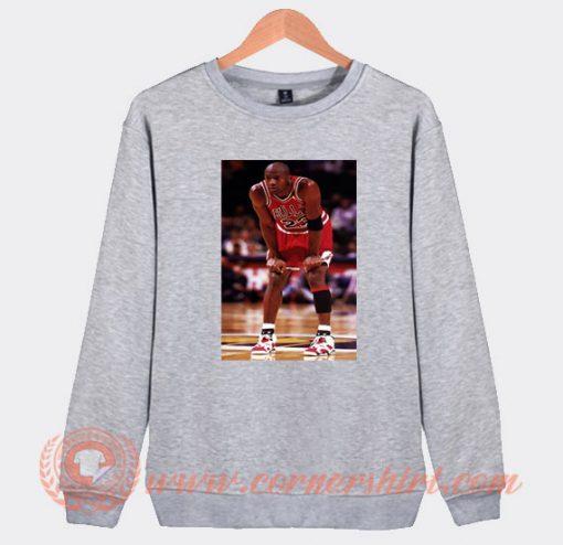 Michael Jordan 6 Sweatshirt
