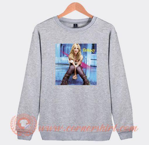 Vintage Britney Spears Britney Sweatshirt On Sale