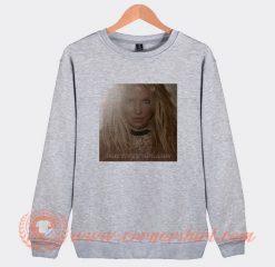 Vintage Britney Spears Glory Sweatshirt On Sale