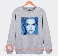 Vintage Britney Spears In The Zone Sweatshirt On Sale