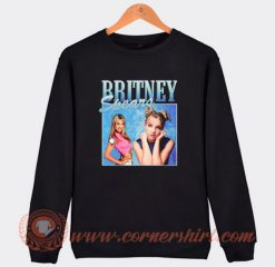 Vintage Britney Spears Sweatshirt On Sale