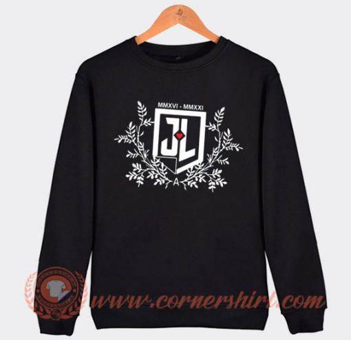 Zack Snyder Justice League Sweatshirt On Sale