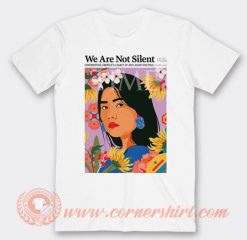 A Love Letter To Asian Americans T-shirt
