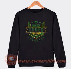 Amanda Nunes Champion Sweatshirt