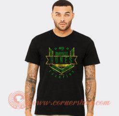 Amanda Nunes Champion T-shirt