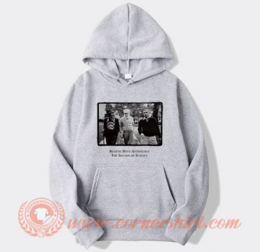 Beastie Boys Anthology The Sounds Of Science Hoodie