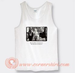 Beastie Boys Anthology The Sounds Of Science Tank Top