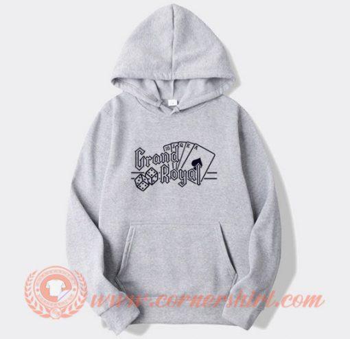 Beastie Boys Grand Royal Label Hoodie