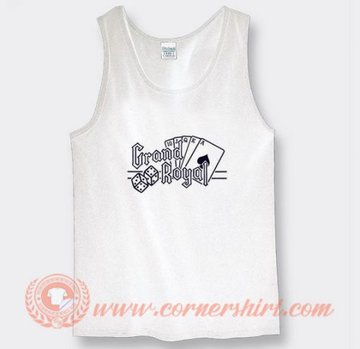 Beastie Boys Grand Royal Label Tank Top
