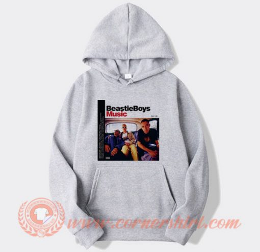 Beastie Boys Music Hoodie