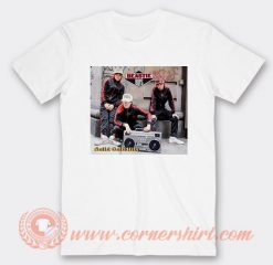 Beastie Boys Solid Gold Hits T-shirt