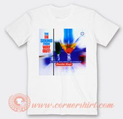 Beastie Boys The In Sound From Out Way T-shirt