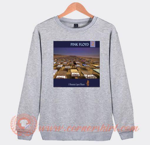 Pink Floyd Momentary Lapse of Reason Sweatshirt