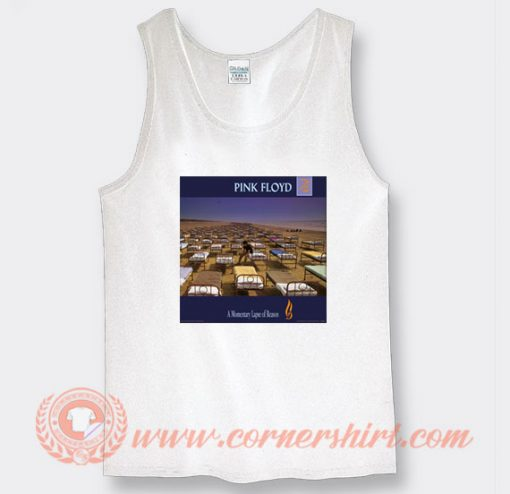 Pink Floyd Momentary Lapse of Reason Tank Top