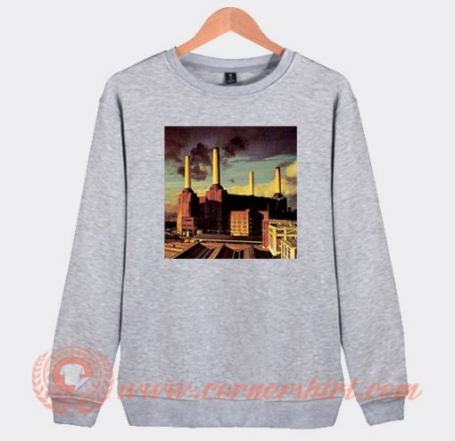 Pink Floyd Animals Album Sweatshirt