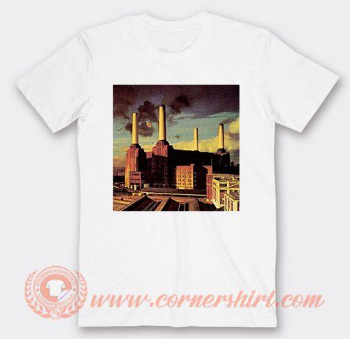 Pink Floyd Animals Album T-shirt