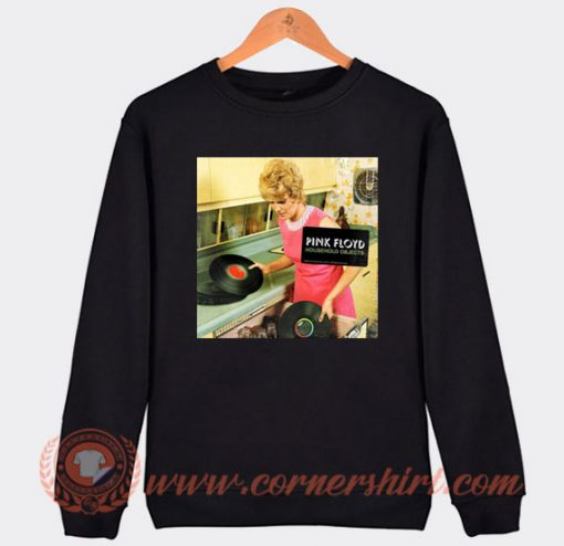 Pink Floyd Household Objects Sweatshirt