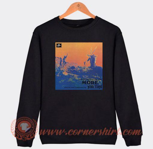 Pink Floyd More Album Sweatshirt
