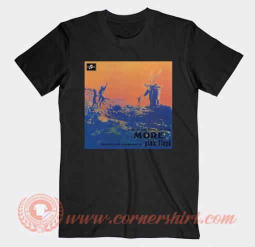 Pink Floyd More Album T-shirt