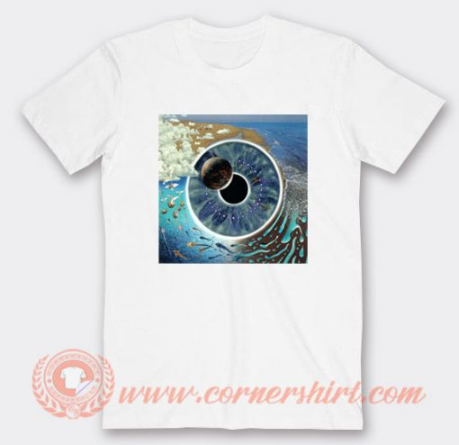 Pink Floyd Pulse Album T-shirt