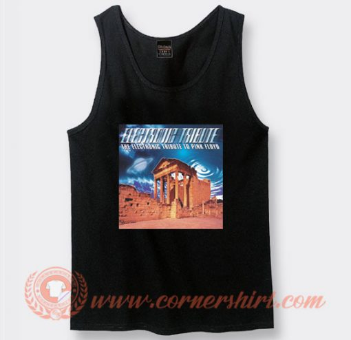 Pink Floyd Electronic Tribute To Pink Floyd Tank Top