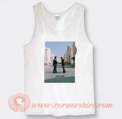 Pink Floyd Wish You Were Here Tank Top