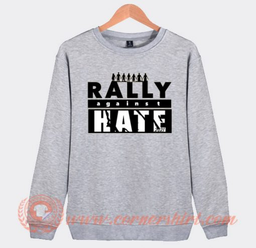 Stop Violence Against Asian Americans Sweatshirt
