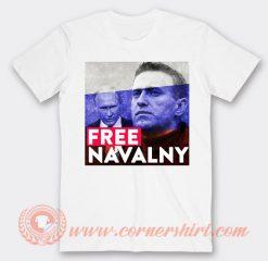 Free Alexei Navalny T-shirt