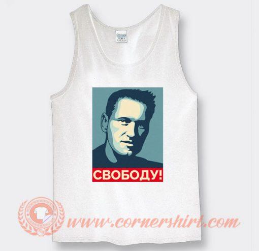Free Navalny Tank Top
