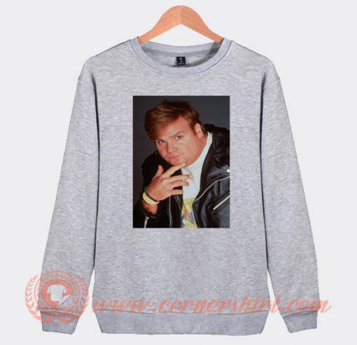 Kid Cudi Chris Farley SNL Sweatshirt