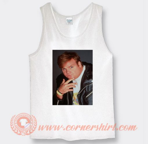 Kid Cudi Chris Farley SNL Tank Top