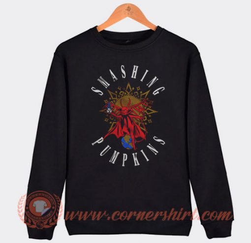 Kid Cudi Smashing Pumpkins Mission To Mars Sweatshirt