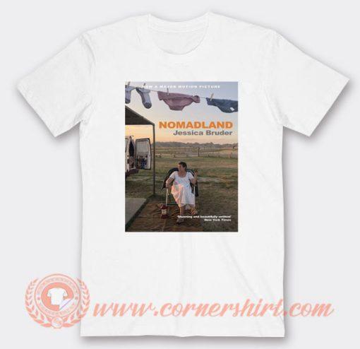 Nomadland Jessica Bruder T-shirt