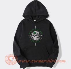 Vintage Cypress Hill Skull Logo Hoodie