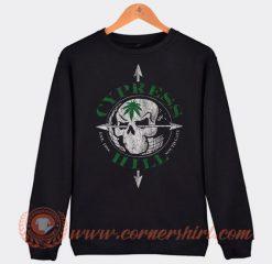 Vintage Cypress Hill Skull Logo Sweatshirt