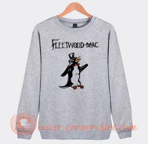 Fleetwood Mac Penguin Sweatshirt