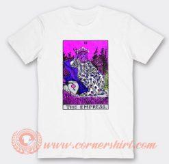 Beautiful The Empress Tarot T-shirt