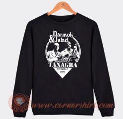 Vintage Darmok And Jalad at Tanagra September 1991 Sweatshirt