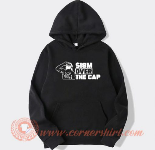 18 Million Over The Cap Tampa Bay Lightning Hoodie