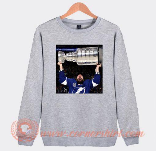 Nikita Kucherov Tampa Bay Lightning Star Sweatshirt