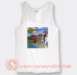 Prince Around The World In A Day Tank Top