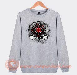 WWE CM Punk In Punk We Trust Sweatshirt