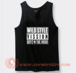 Wild Style Vission Boys N The Hood Tank Top