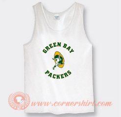 Wilfred Tv Show Elijah Wood Green Bay Packers Tank Top