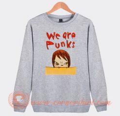 Yoshitomo Nara We Are Punks Sweatshirt